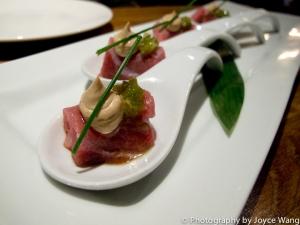Foie gras mousse